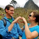 A truly wonderful experience with Machu Picchu.